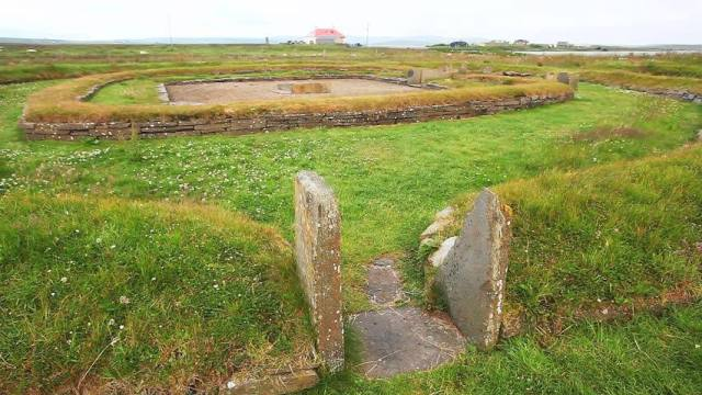 Barnstorm Farm Orkney Island
